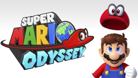 Lanzamiento de Mario Bros Odyssey de Nintendo Switch, ES2017