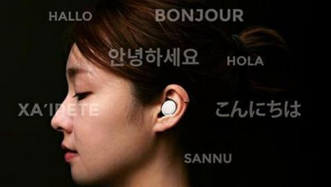 auricular traductor