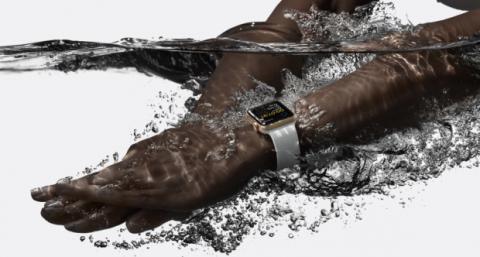 Nadar Apple Watch