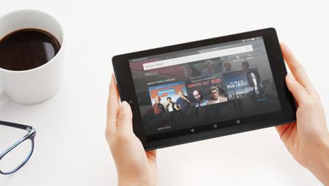 La tablet barata de Amazon se actualiza con la Fire 7 y la Fire 8 HD