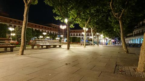 Foto de noche con el Xperia XZ Premium