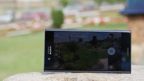 Aplicación de cámara de Sony