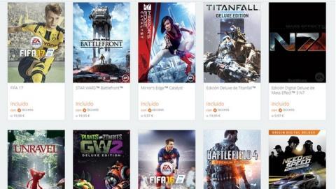 Juega gratis una semana a casi 100 juegos de EA en PS4, PC y Xbox One