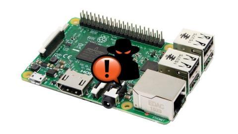 Malware secuestra tu Rapsberry Pi para minar monedas criptográficas