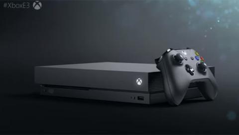 Xbox One X, así es la nueva consola de Microsoft