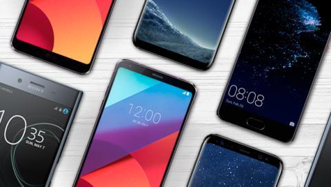 Mejores móviles Android de este año 2017