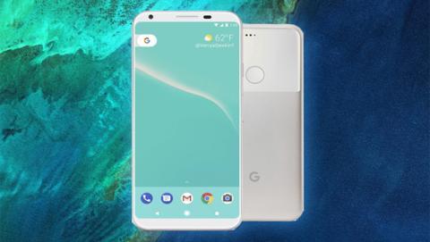 Google Pixel 2 sin marcos