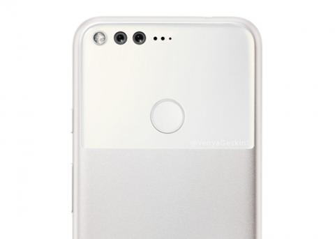 Pixel 2 con cámara dual