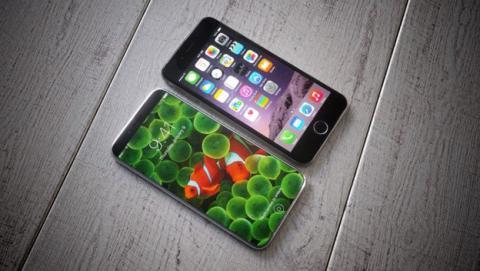 primeras imágenes reales del iPhone 8 u iPhone X