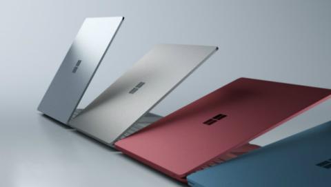 Surface Laptop, ya a la venta.