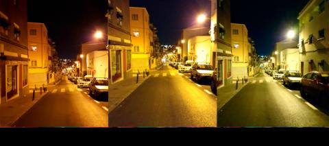 Comparativa Galaxy A5 vs Moto G5 Plus vs Xperia XA1 Noche