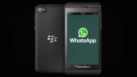 WhatsApp seguirá funcionando en los Blackberry hasta final de año