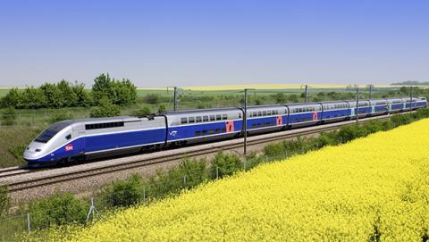 Francia experimentará con trenes sin conductor a partir de 2019