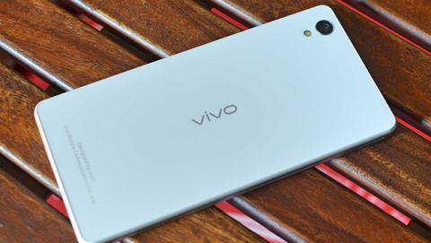 primer móvil con sensor de huella bajo la pantalla es de Vivo
