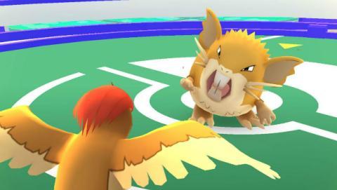 Cierran los gimnasios de Pokémon GO: se acerca una actualización.