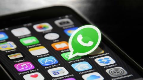 No puedo enviar mensajes de WhatsApp.
