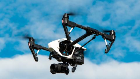 La Unión Europea quiere limitar el espacio de los drones
