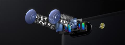 Camara dual OnePlus 5