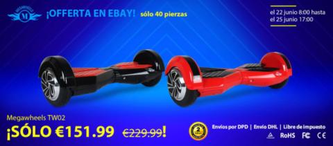 Megawheels eBay