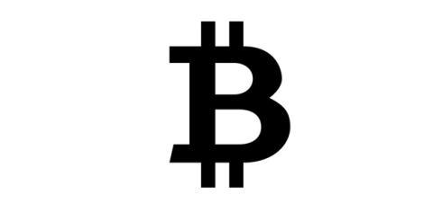 El emoji del Bitcoin