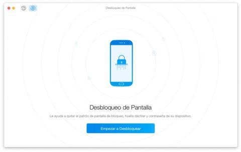 Desbloqueo pantalla Android