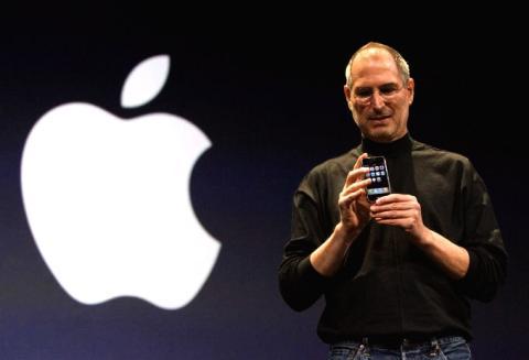 Iphone: Steve Jobs
