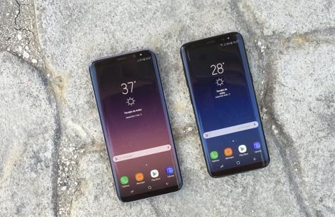 Los dos mejores móviles de Samsung hasta la fecha