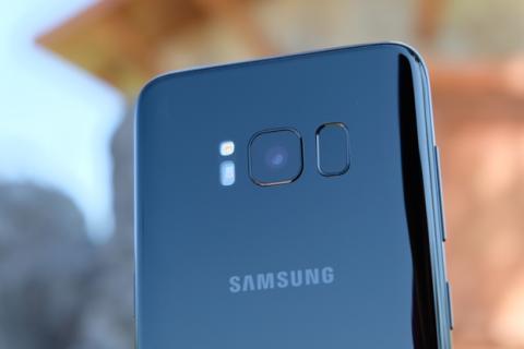 La polémica posición del lector de huellas es lo que le resta puntos al diseño del Samsung Galaxy S8