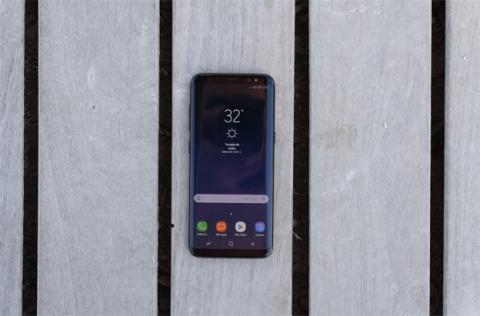 Pantalla del Galaxy S8 de Samsung