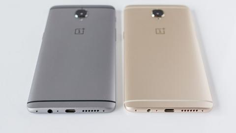 El OnePlus 5 contaría con versión en color dorado