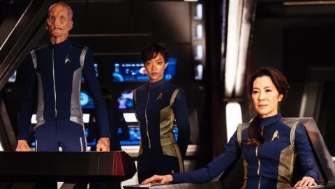 La serie Star Trek Discovery se estrena en España el 25 de septiembre