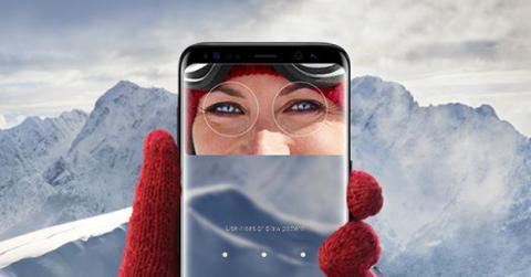 Desbloqueo por iris en los móviles de Samsung