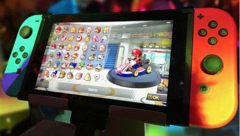 Nintendo Switch impulsa el valor en bolsa de Nintendo por encima del de Sony.