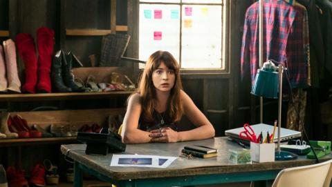 En Netflix han cancelado la serie Girlboss