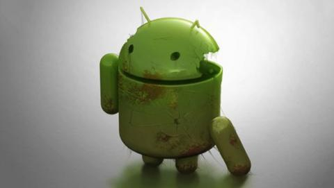 virus móviles android al actualizar flash