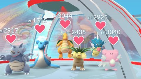 Conseguir más Pokemonedas en Pokémon GO con los nuevos gimnasios.
