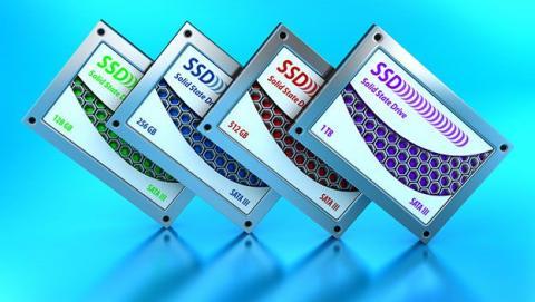 Intel acaba de lanzar la serie SSD 545s
