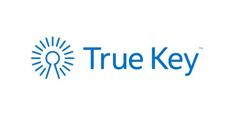 Logotipo de True Key gestor de contraseñas