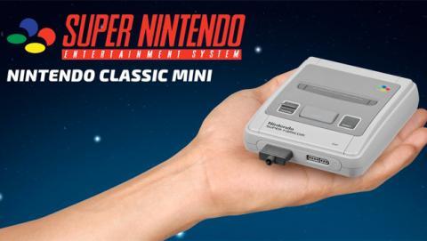 Nintendo Classic Mini SNES en Amazon: reserva ya la consola