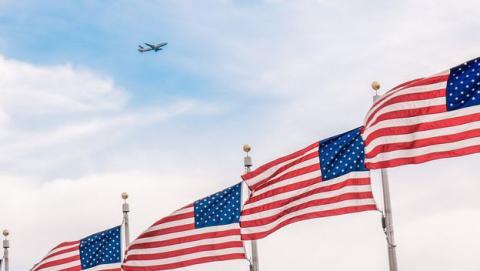 avion estados unidos