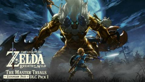 Expansión para Zelda Breath of the Wild.