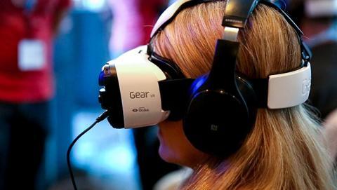 Samsung patenta un nuevo control para sus Gear VR
