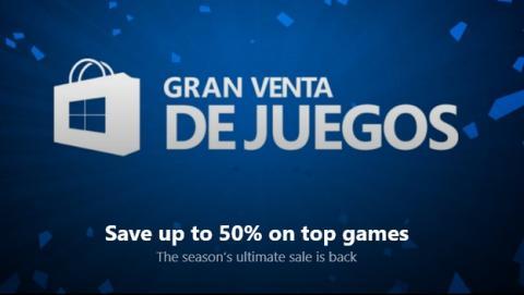 Grandes rebajas de verano en juegos exclusivos de la Tienda Windows
