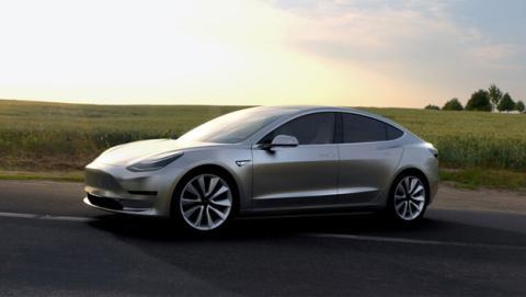 La producción del Tesla Model 3 está lista para arrancar en julio