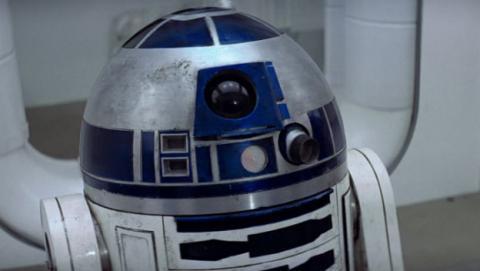 R2-D2, vendido en subasta por 2,75 millones.