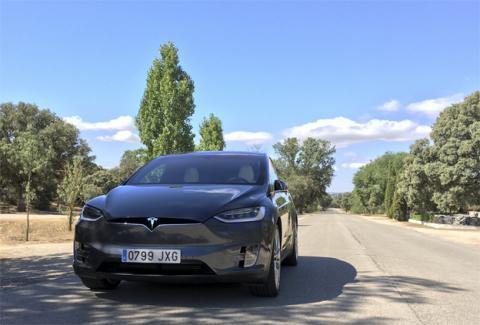 Tesla Model X, nuestra toma de contacto tecnológica