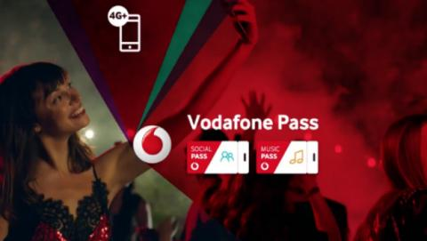 Así funciona Vodafone Pass, la nueva herramienta para ahorrar datos en tu tarifa.