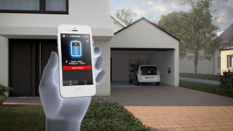 La aplicación de Car-Net