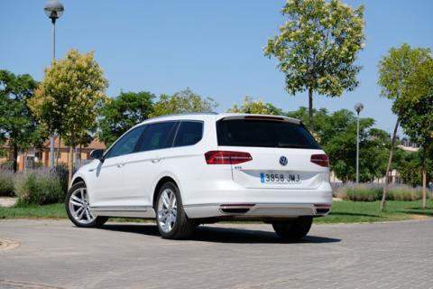Volkswagen Passat GTE, conclusiones tras la prueba tecnológica