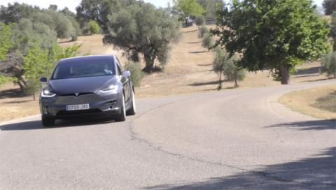 El Tesla Model X arrasa ante cualquier otro SUV en aceleración